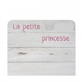 Texto de cabeçalho princesa CABECEIROS Medidas:
