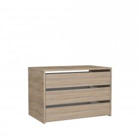 Cajonera de madeira para gabinete 150 cm ACESSÓRIOS DO QUARTO