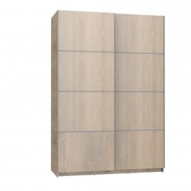 Armario correderas roble 150cm ancho Armarios dormitorio Medidas: 1500x600x2200mm; El paquete cabe en el ascensor: si - el