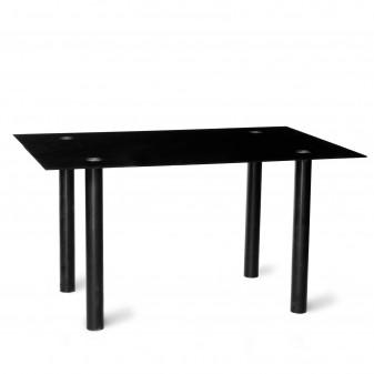 Mesa basic negra/negra.