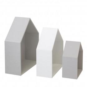Set 3 étagères casita grey et white star CHAMBRE ENFANT