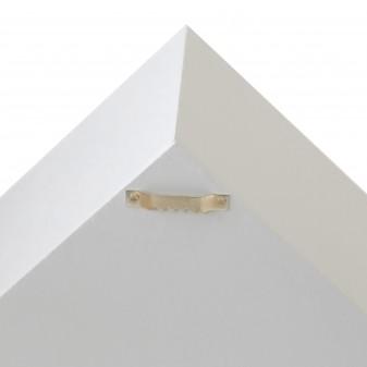 Set 3 estantes casita gris y blanco star  Muebles juveniles   DISTRIMOBEL Muemue - Muebles