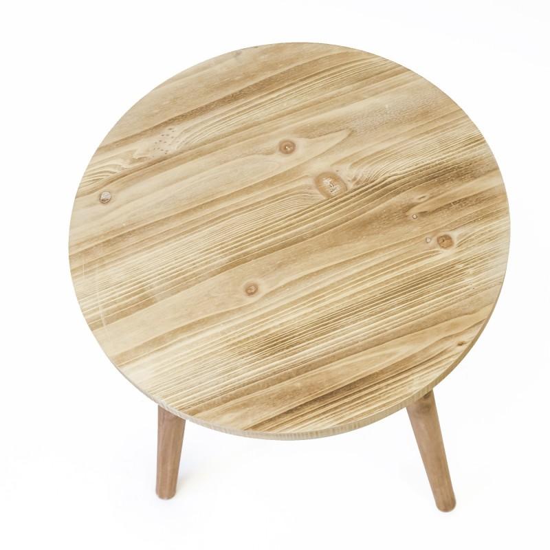 Mesa auxiliar redonda menta  Salón Mesas auxiliares  Incluye herramientas: si - incluye herramientas; Tipo de producto: mesas