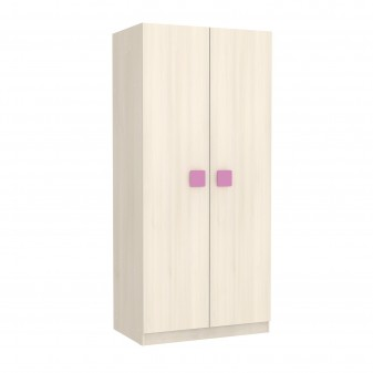 Armario juvenil natural puertas natural Muebles juveniles Armarios juveniles COLORES DISPONIBLES: rojo, blanco, azul, magenta