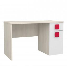 Madeira branco de madeira desktop DESKTOP COLORES DISPONIBLES:
