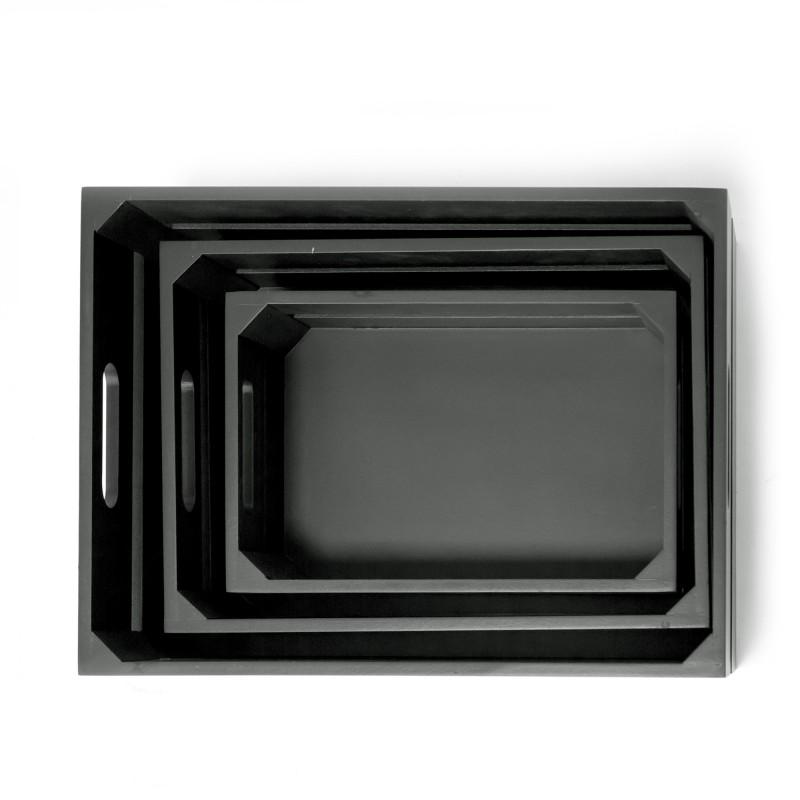 Set 3 cajas bakery  Accesorios de cocina  El paquete cabe en el ascensor: si - el paquete cabe en el ascensor; Incluye