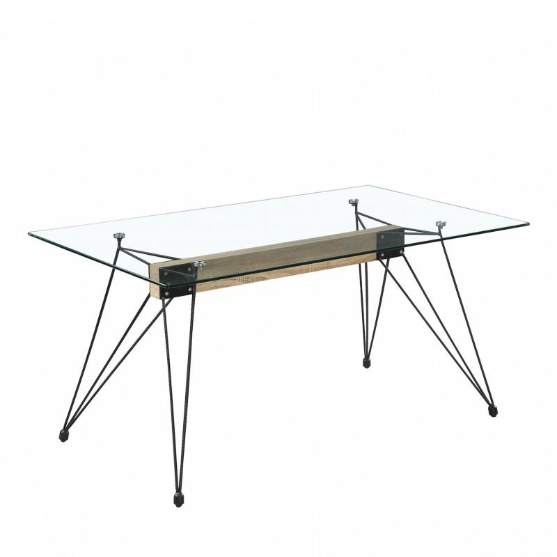 Mesa de comedor spider  Salón Mesas de comedor  Incluye herramientas: si - incluye herramientas; Medida producto alto: 760mm;