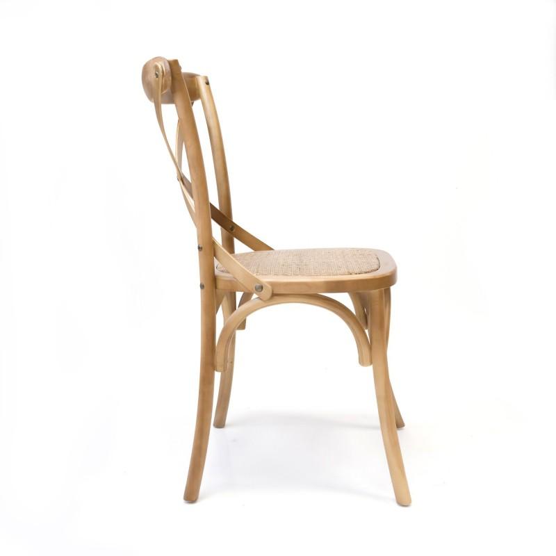 Chaise en bois trento  CHAISES DE CUISINE COLORES DISPONIBLES: