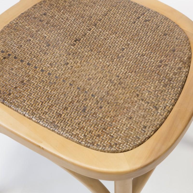 Silla madera trento  Sillas de cocina COLORES DISPONIBLES: roble, peral El paquete cabe en el ascensor: si - el paquete cabe en