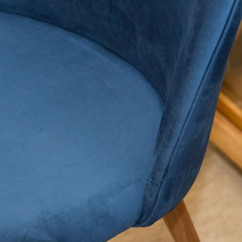 Silla terciopelo parís  Salón Sillas de comedor COLORES DISPONIBLES: rojo burdeos, azul oscuro, verde oscuro, gris Incluye