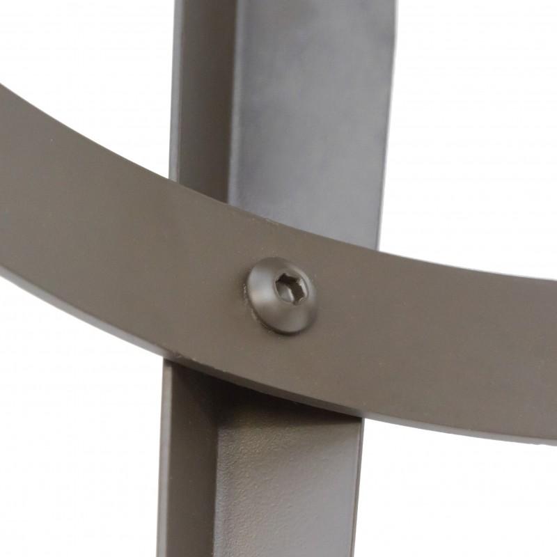 Taburete metal vintage  Salón  El paquete cabe en el ascensor: si - el paquete cabe en el ascensor; Incluye herramientas: si -