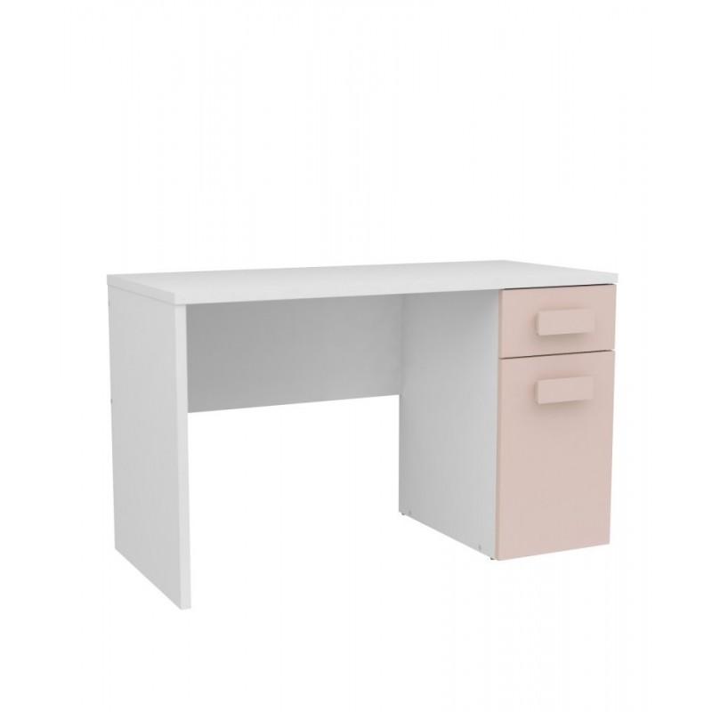Escritorio blanco pastel  Muebles juveniles Escritorios juveniles COLORES DISPONIBLES: rosa pastel, gris perla, azul frozen