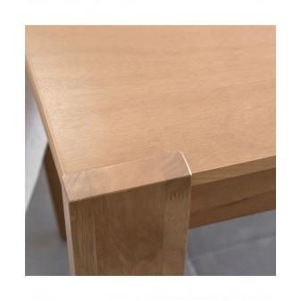 Mesa de comedor de roble macizo Mesas de comedor DISTRIMOBEL Muemue - Muebles