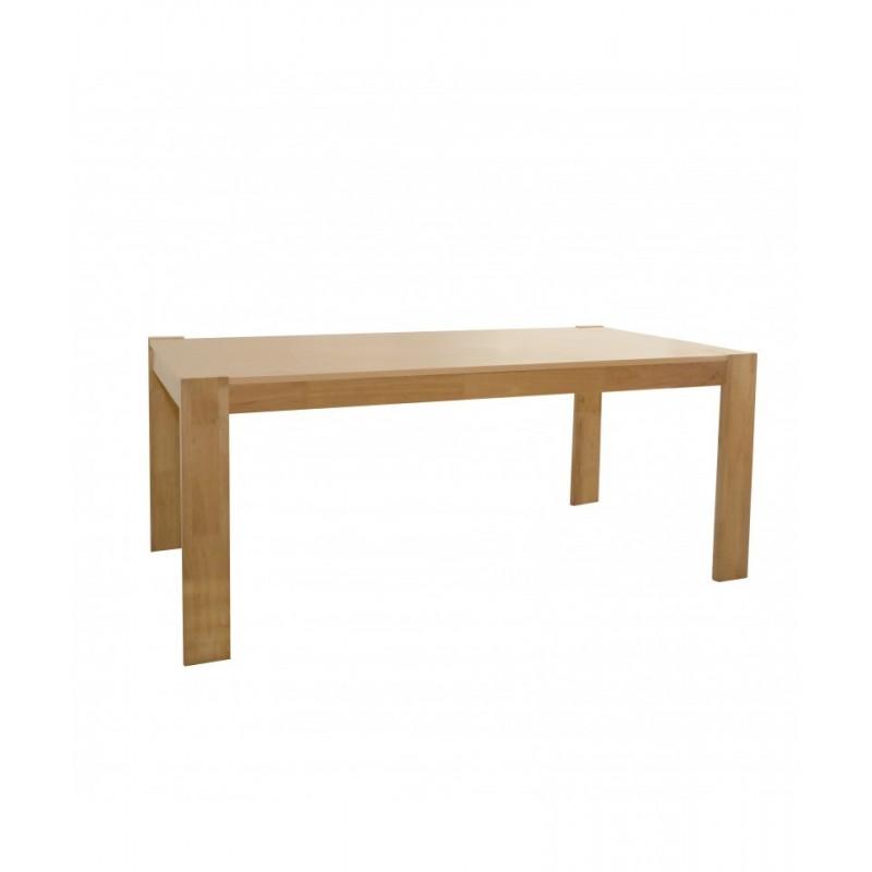 Mesa de comedor de roble macizo  Salón Mesas de comedor   DISTRIMOBEL Muemue - Muebles