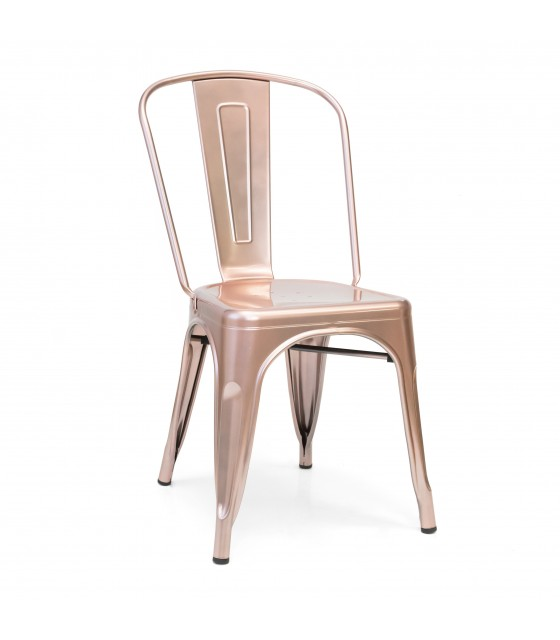 Cadeira industrial linx luxe