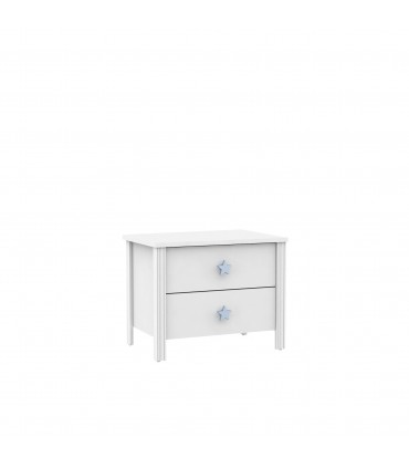 Table de chevet infantil pull star blue COMMODE ET CHIFFONIER