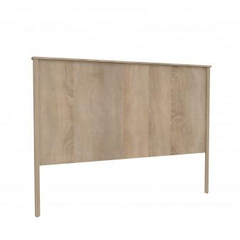Tête en bois naturel  TETÊ DE LIT  High product measure: