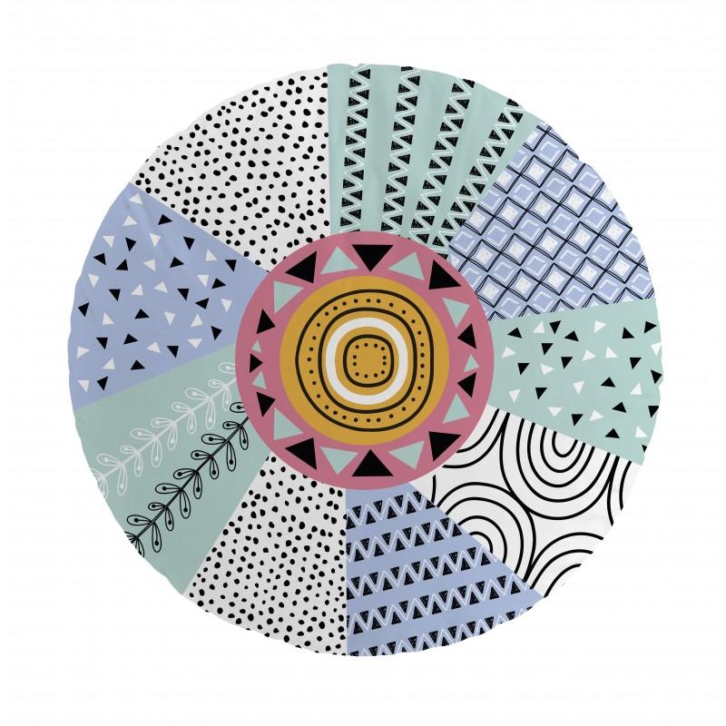 Cojín oh darling redondo  textil Cojines   DISTRIMOBEL Muemue - Muebles