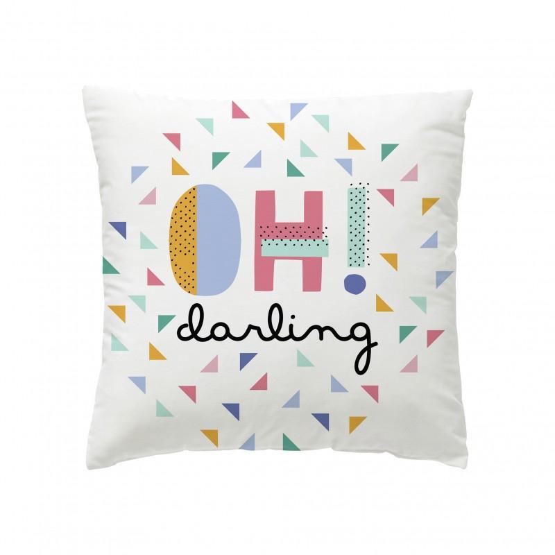 Funda oh darling  textil Cojines   DISTRIMOBEL Muemue - Muebles