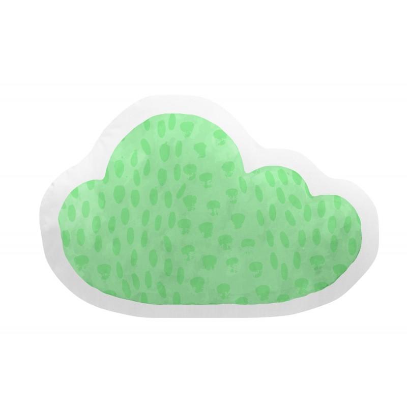 Coussin raindrops nube forme  TEXTILE   DISTRIMOBEL Muemue -