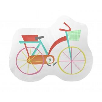 Cojín raindrops bici  textil   DISTRIMOBEL Muemue - Muebles