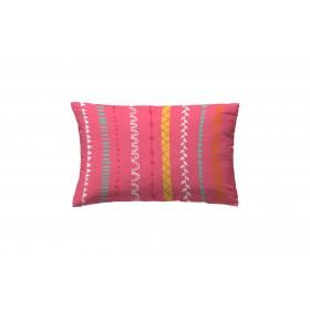 Funda mapache rayas  textil Cojines   DISTRIMOBEL Muemue - Muebles
