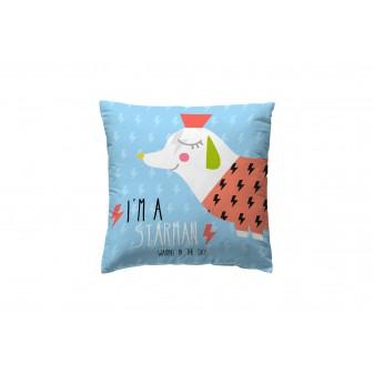 Funda you are blue textil Cojines DISTRIMOBEL Muemue - Muebles