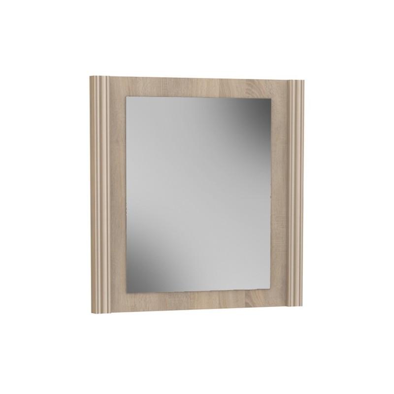 Espejo pequeño aserrado  Salón Espejos  Tipo de producto: espejos; Acccesorios Incluidos: incluye herraje para colgar; Medida