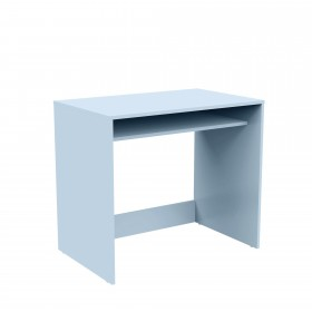 Mesa 85 1 Prateleira DESKTOP COLORES DISPONIBLES: azul frozen