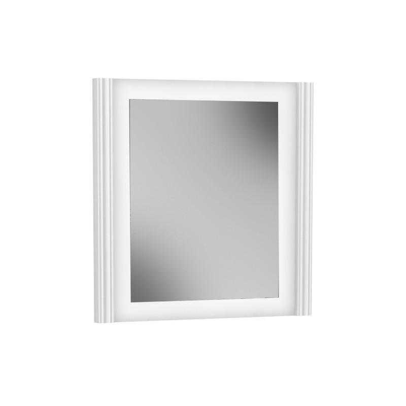 Espejo pequeño blanco  Cargas de producto  El paquete cabe en el ascensor: si - el paquete cabe en el ascensor; Tipo de producto
