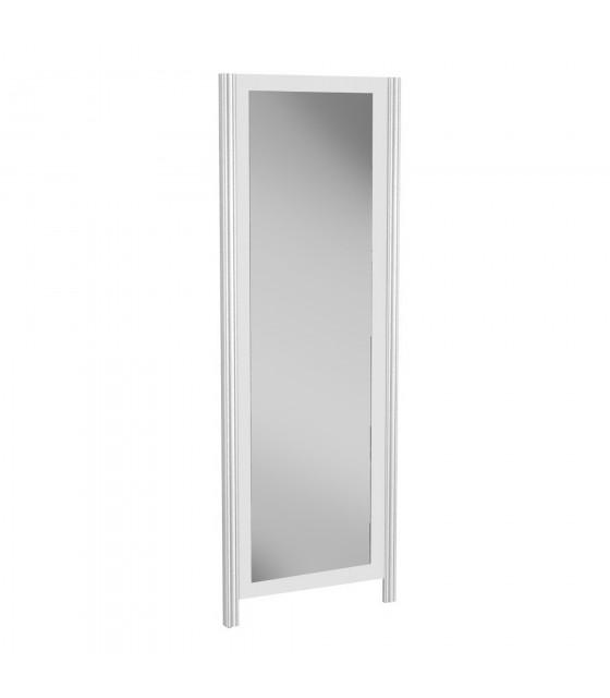 Espejo alto blanco