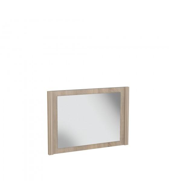 Espejo mediano aserrado