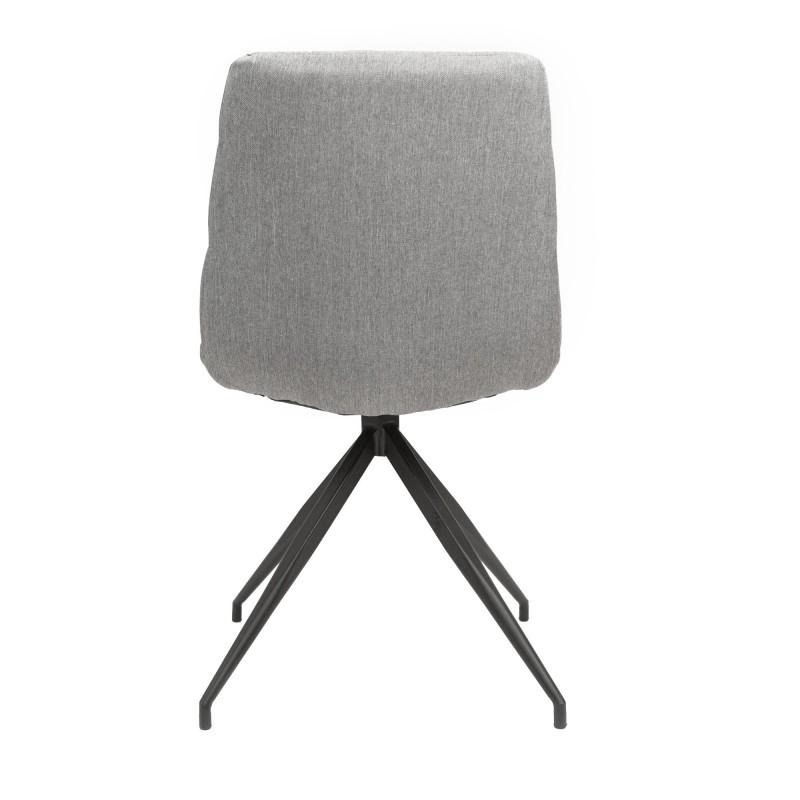 Pack 2 sillas silla alpin gris  Distrimobel import COLORES