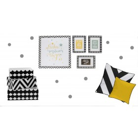 BLACK and WHITE packs de productos Muemue - Muebles