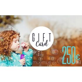 Cartão Presente 250€