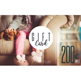 Cartão Presente 200€