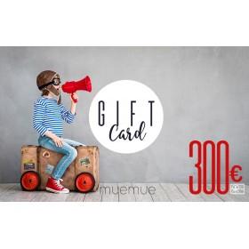 Cartão Presente 300€