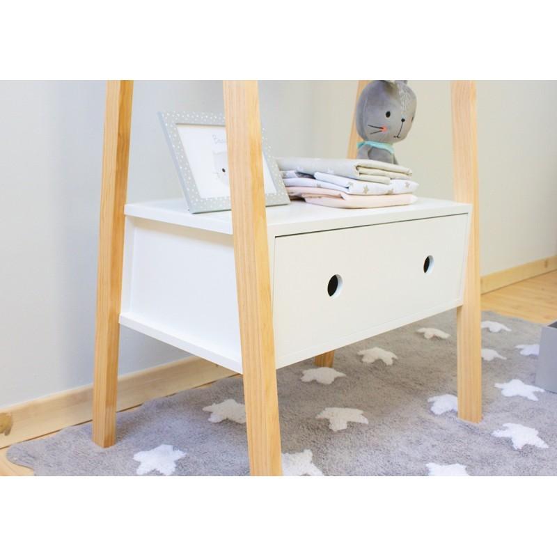 PERCHERO COLGADERO DE MADERA  Decoración Infantil Percheros y estanterías   MUEMUE Muemue - Muebles