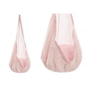 Silla Colgante love pink Decoración Infantil Mesitas, sillas y Pupitres Muemue - Muebles