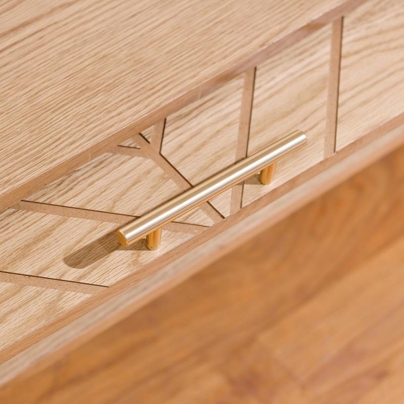 Tocador nordic chic  Muebles Dormitorio Mesitas, cómodas y sinfoniers  Patas: patas de madera maciza; Tipo de producto: tocador