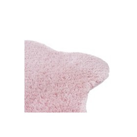 Alfombra nube baby rosa
