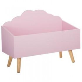 Cofre Nube rosa