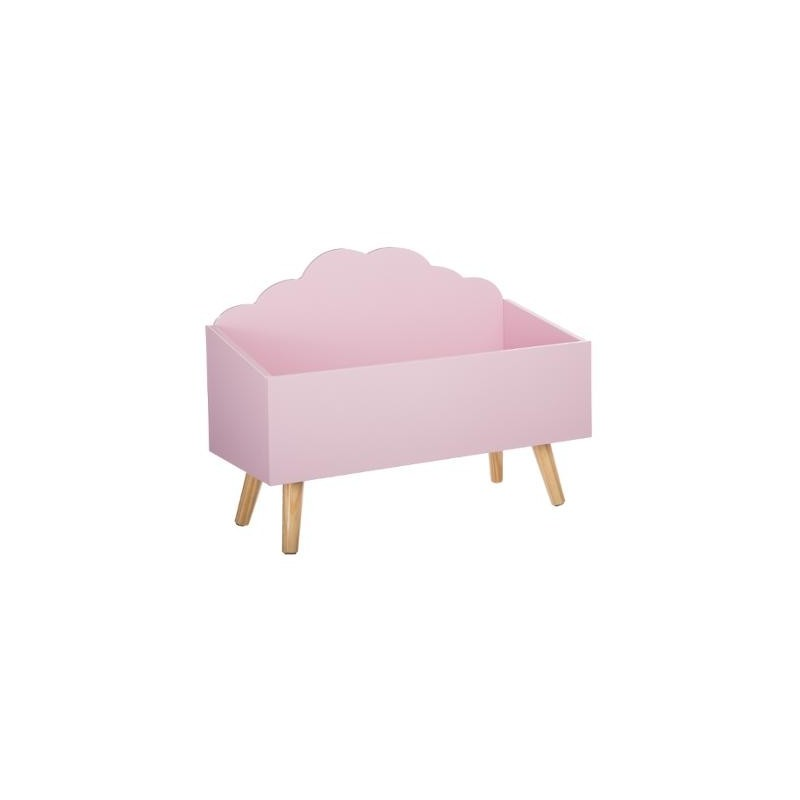 Cofre Nube rosa  Home Montessori    Muemue - Muebles