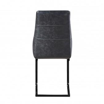 PACK 4 SILLAS DENVER Home Sillas COLORES DISPONIBLES: gris grafito, marrón Tipo de producto: sillas comedor; Material Principal