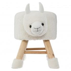 Taburete baby oveja Decoración Infantil Mesitas, sillas y Pupitres Muemue - Muebles