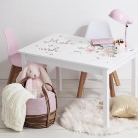 Mesa de Unicornio Decoración Infantil Mesitas, sillas y Pupitres Muemue - Muebles