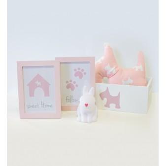 Canastilla Bebe S  Home canastilla COLORES DISPONIBLES: rosa pastel, gris, blanco y negro, azul frozen  MUEMUE Muemue - Muebles