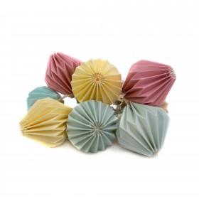 Guirnalda Origami colores Decoración Infantil Guirnaldas y lamparas Muemue - Muebles