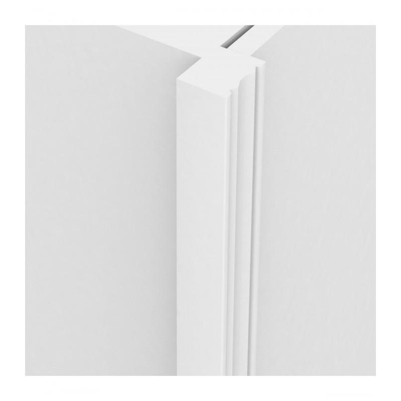 Wonder White armadio 2 porte 200x108,6x56,1cm