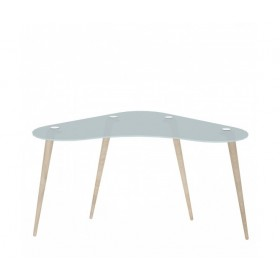 Molde de cristal de mesa desktop polaris